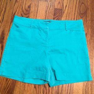 The limited shorts summer size 14 teal colors